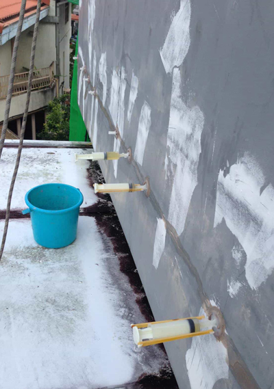 Pu Grouting Proseal Contracts Pte Ltd