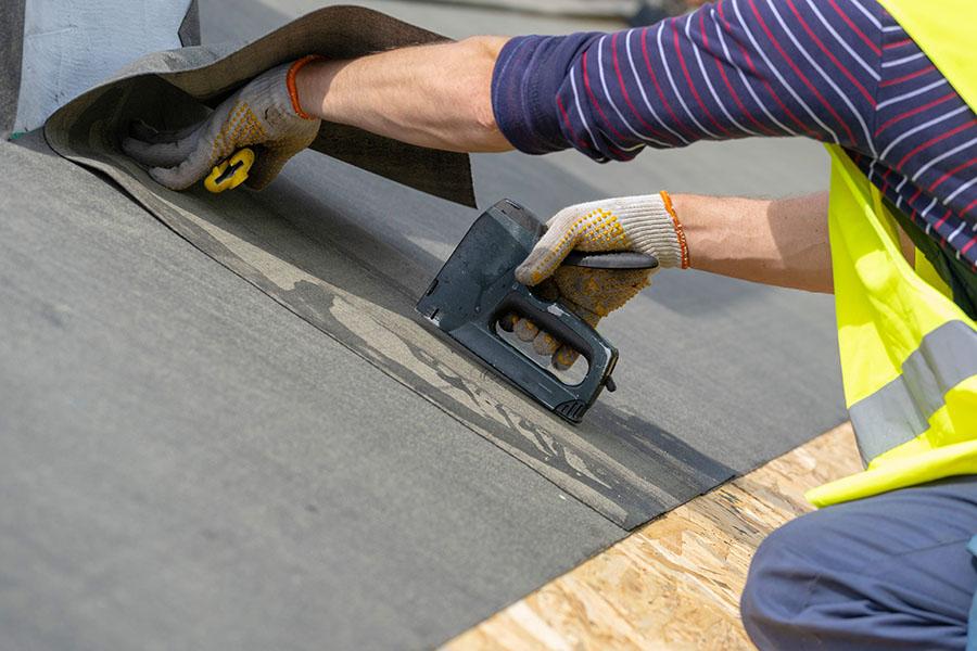 sheet membrane waterproofing contractor